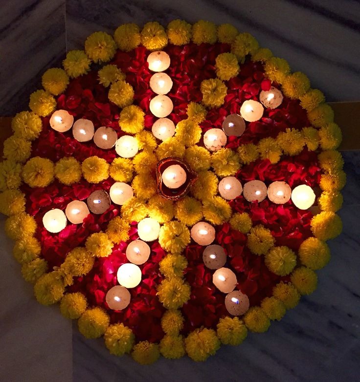 Celebrating the beauty of Diwali with light and colour !!!!