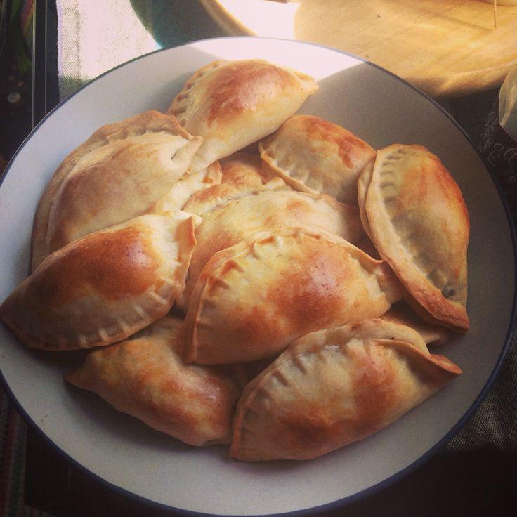 Empanadas by the best:)