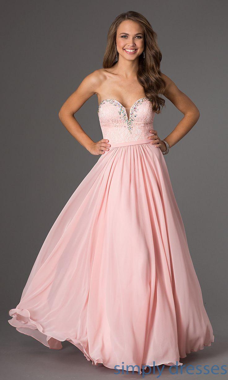73 best Prom Dresses images on Pinterest | Party wear dresses ...