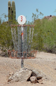 My favorite Disc Golf course in Phoenix