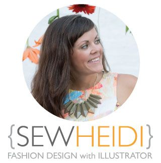 Illustrator for Fashion Design Courses & Tutorials