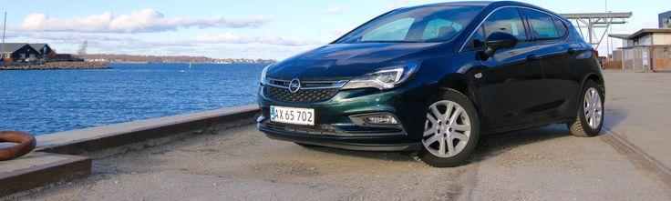 Høj kvalitet og køreglæde i ny Opel Astra