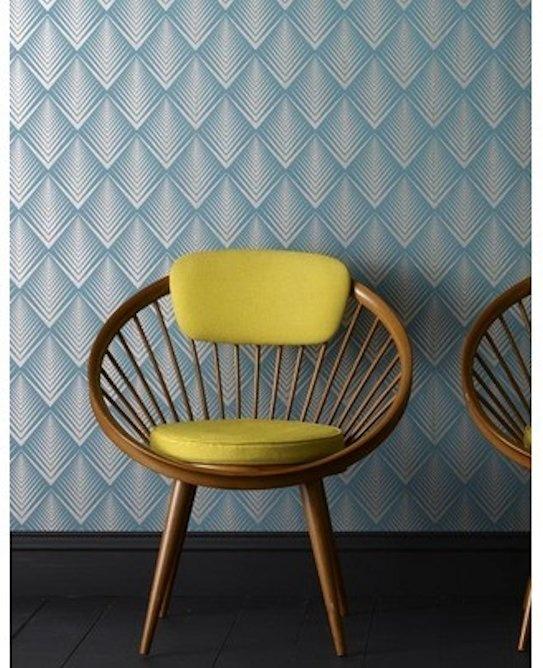 Art Deco Club Chairs...