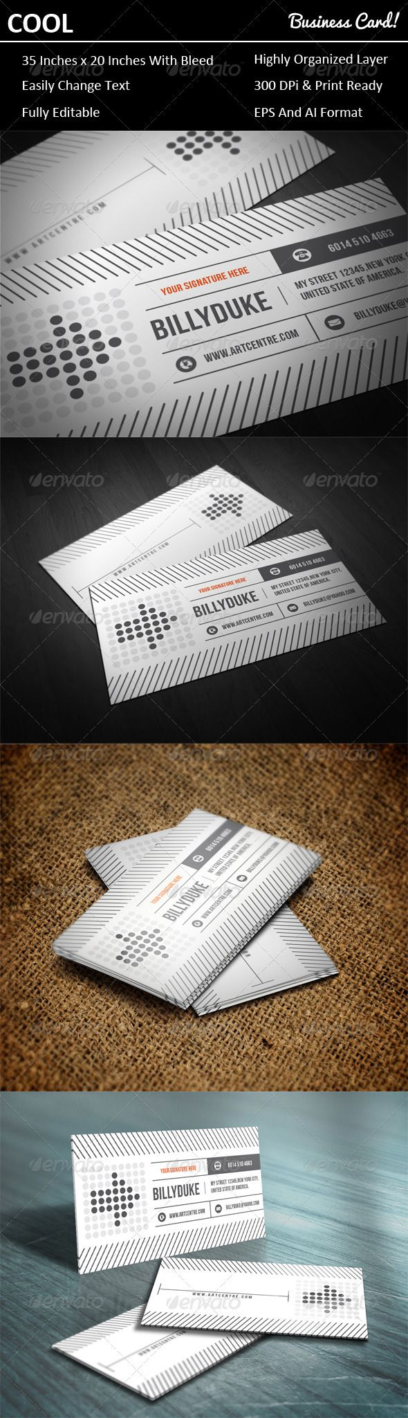 648 best cool business cards images on pinterest fonts arrows cool business card magicingreecefo Choice Image