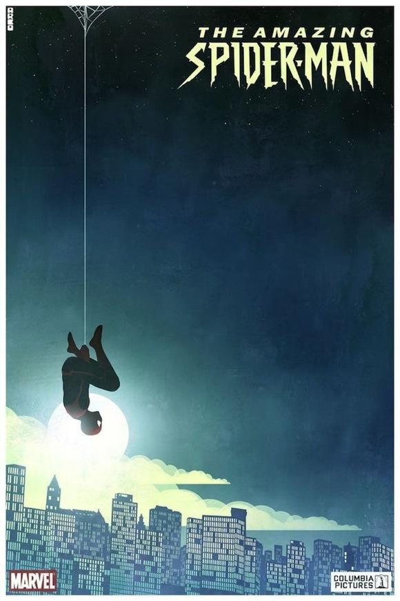 映画ファンが勝手に作った「スパイダーマン」