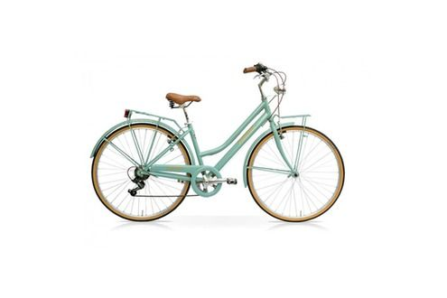 Vélos de ville Taurus Cicli TAURUS CITY TOURING Vélo 7 Vitesses Shimano Vintage Femme
