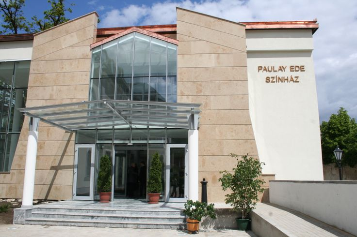 Our theatre lies in Tokaj's oldtown, next to the Cultural and Conference Center.  It has a lots of function, for example it's working than theatre, cinema and site of order programs. It's opened in 2008.