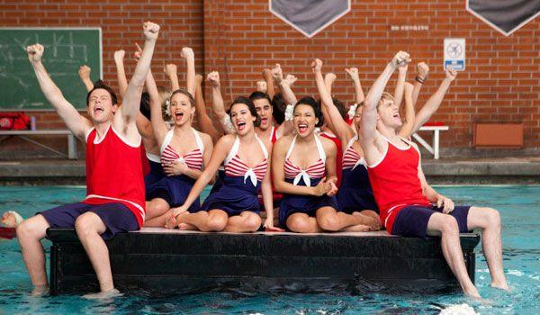 Glee's Synchronized Romance