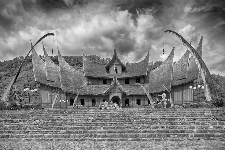 Pagaruyung Palace by Haerudin Akil - Photo 152973461 - 500px