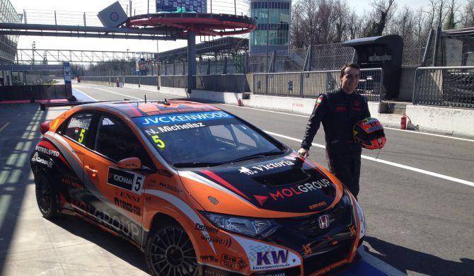 Zengő Motorsport Honda Civic & Norbert Michelisz