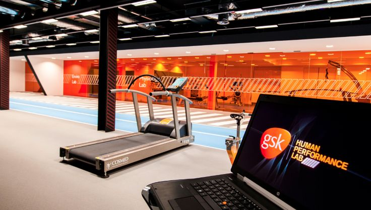 GSK launch 'human performance lab' | Bicycle Business | BikeBiz (image featuring COSMED Treadmill)