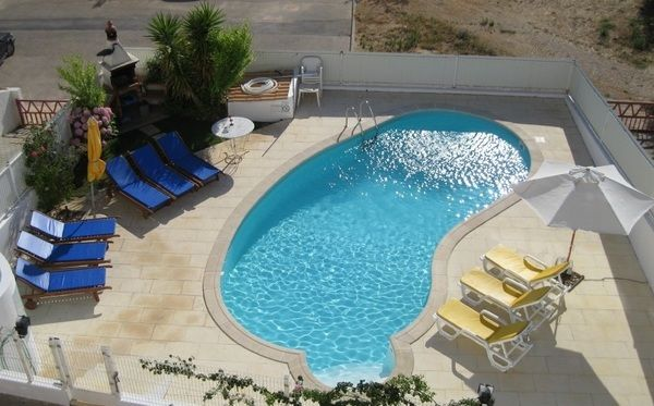 Kidney Pool Designs Small Outdoor Pool Design Ideas