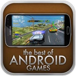 Almost 100 Android games to keep you entertained!
