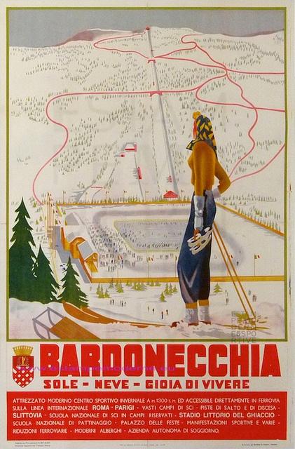 BARDONECCHIA, souvenir, souvenir....