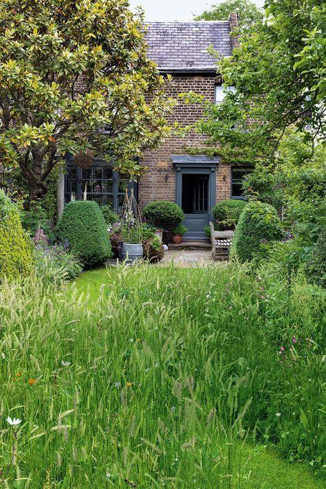 City Garden Design Ideas: Garden Designer Butter Wakefield's House Is A Slice Of The