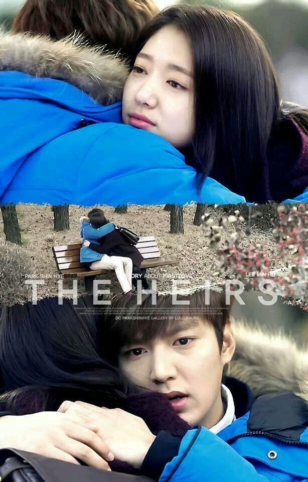 LEE MIN HO - PARK SHIN HYE - THE HEIRS   movies , drama ...