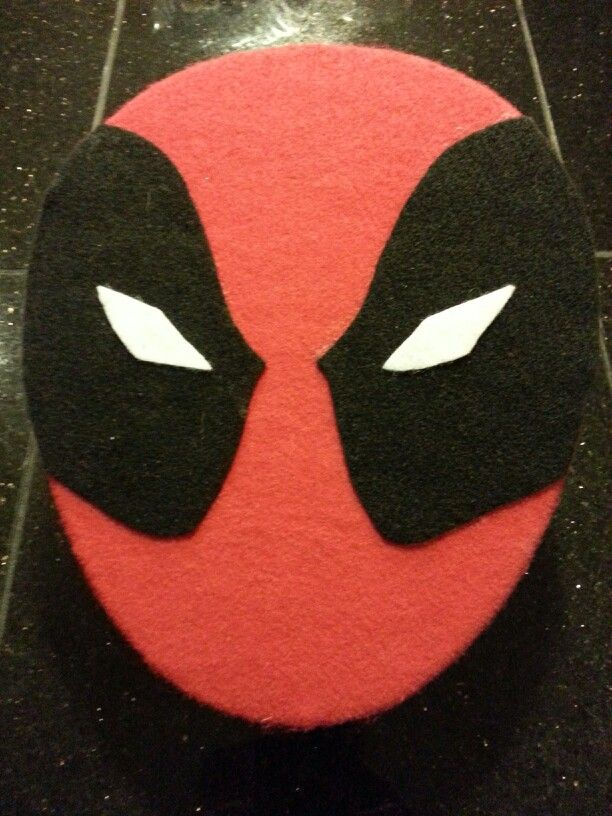 Deadpool Valentine's Day box for my 5th grader.