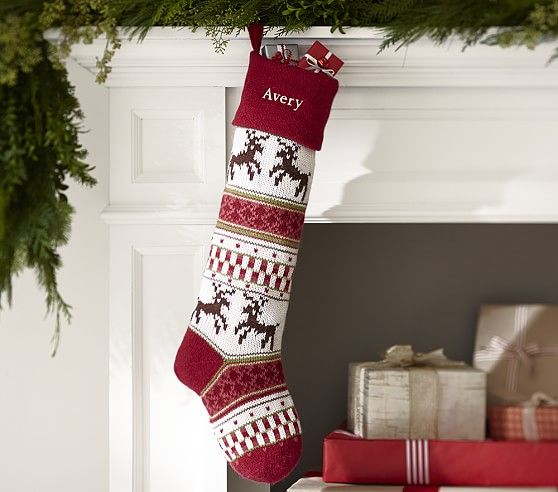 20 best Christmas Stockings images on Pinterest   Boots, Children ...