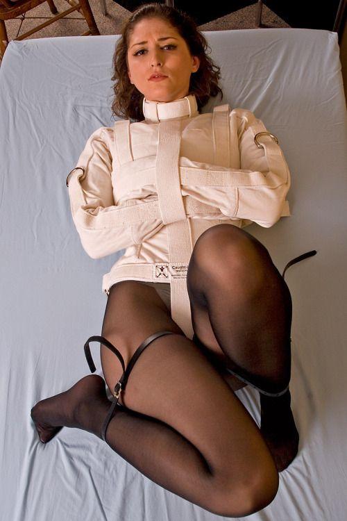 straitjacket bondage
