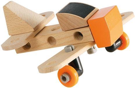 BRIO, Builder System, Flygplan, Mini