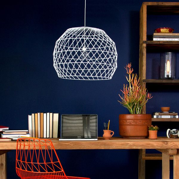 Array Pendant Light by Bend Goods