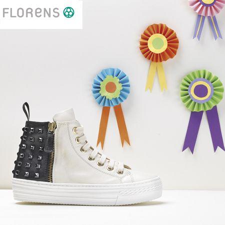 #sneakers #florens #kidsshoes #studs