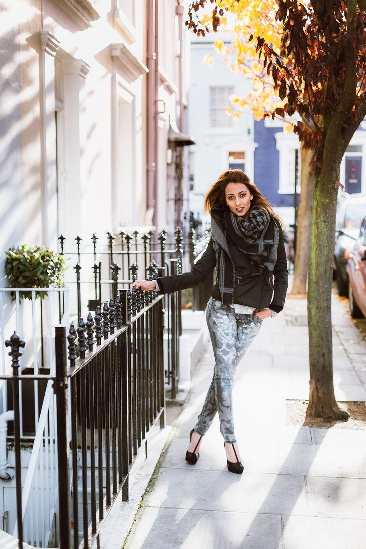 Фотосессия для Лилы из Швейцарии в Ноттинг Хилл