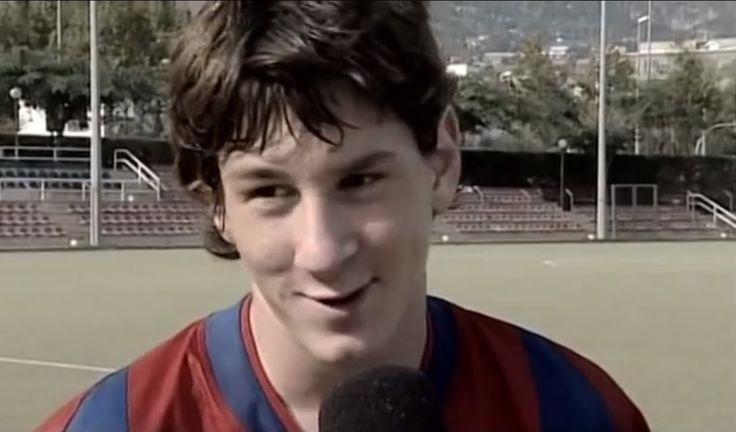 La Historia de Lionel Messi -  Barcelona TV [Catalan]