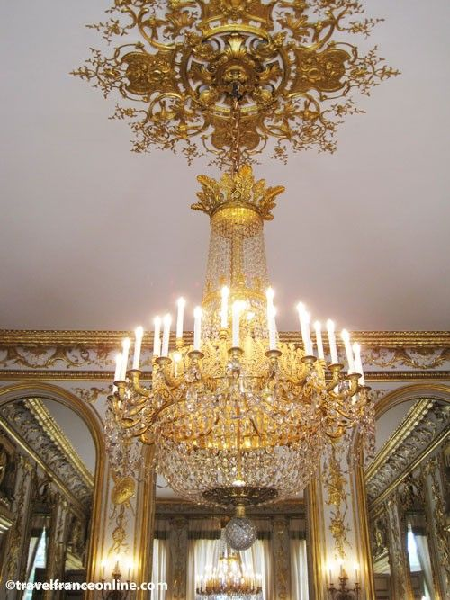 276 best chandeliers images on pinterest chandeliers crystal elysee palace chandelier paris wwavelfranceonline mozeypictures Images