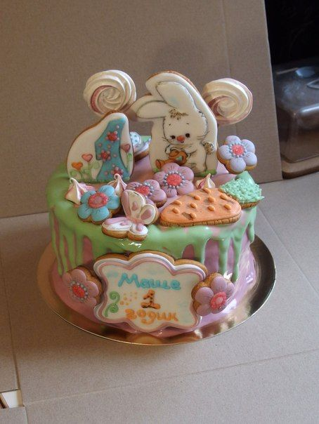 1045 best images about Bunny Cakes on Pinterest Rabbit ...