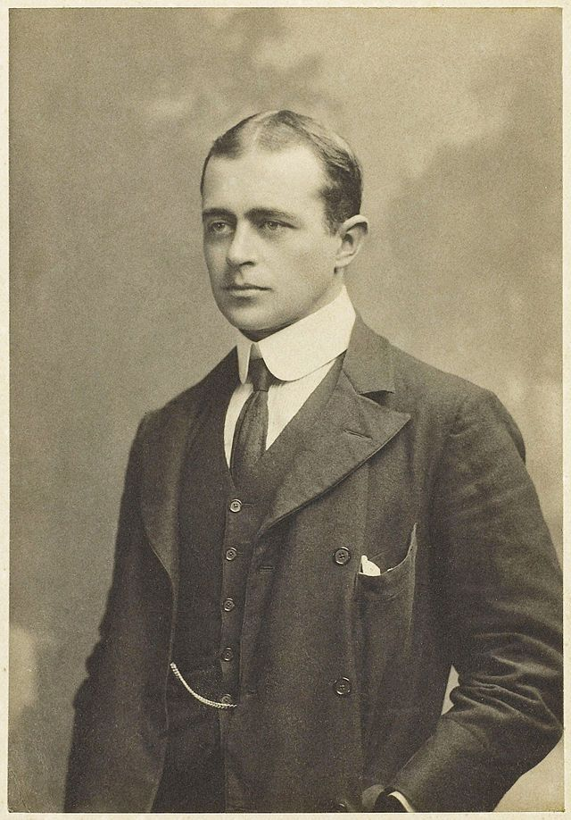 Captain Robert Falcon Scott (1868 – 1912) was a British Royal Navy officer & explorer who led two expeditions to the Antarctic regions: the Discovery Expedition, 1901–04, & the ill-fated Terra Nova Expedition, 1910–13. On the first expedition, he set a new southern record by marching to latitude 82̊S & discovered the Polar Plateau, on which the South Pole is located. During the second venture, Scott led a party of five which reached the South Pole on 17 January 1912