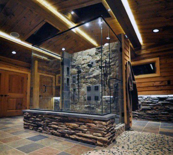 Top 60 Best Master Bathroom Ideas - Home Interior Designs ... Natural Wood Luxury Bathroom Designs on wood marble, wood bathroom flooring, wood luxury bedroom, wood luxury kitchens,