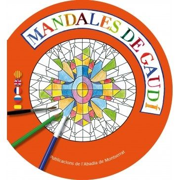 Mandalas made ??from buildings, temples and parks built by genius Antoni Gaud� in Catalonia. Each mandala is accompanied by a sketch of the building housing the piece from which the mandala took the inspiration. Author: Ginesta i Clavell, Montserrat Publisher: Publicacions de l'Abadia de Montserrat Pages: 32 EAN: 9788498835649 Year of release: 2013