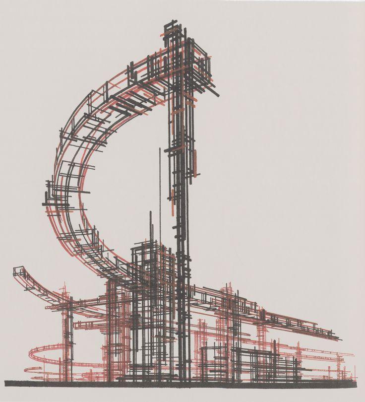 Iakov Chernikhov | The speculative constructivism of Iakov Chernikhov's early ...
