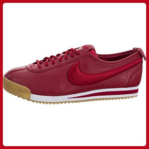 Nike Women's Cortez '72 SI Gym Red/Gym Red White Casual Shoe 7.5 Women US