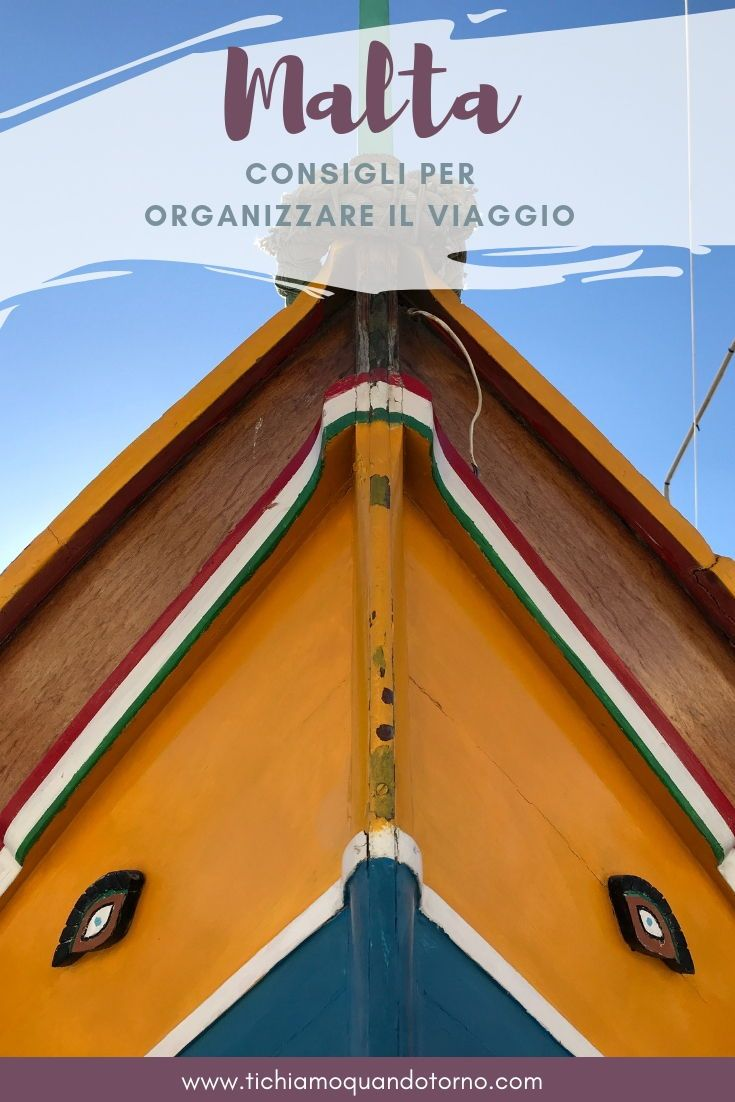 Organizzare un viaggio a Malta: consigli utili | I viaggi di ...