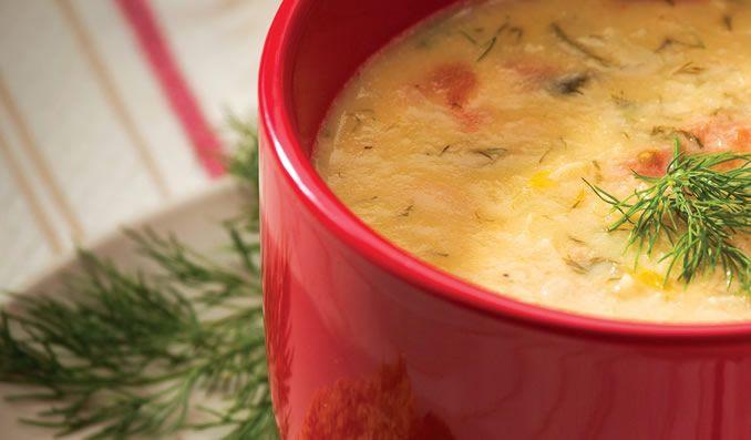 White Borscht Recipe - SaskMustard