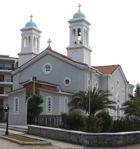 Prophet Elias Church - Tripoli, Arcadia, Greece