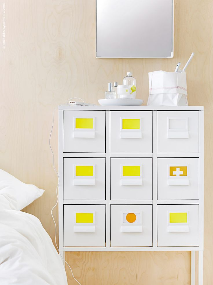 IKEA - perfect for gift cards, toys, and other bits and pieces