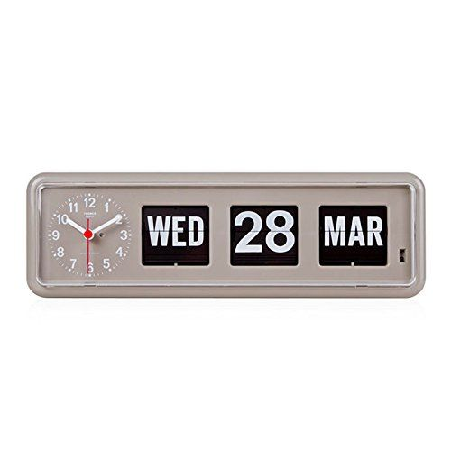 Homeloo x Twemco German Quartz Retro Modern Calendar Wall... https://www.amazon.com/dp/B00Q4PO2FY/ref=cm_sw_r_pi_dp_x_LeHRybVEG1N2F