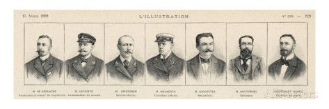 Belgica Expedition Crew Giclee Print at AllPosters.com