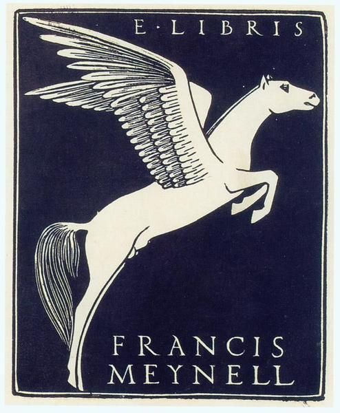 Eric Gill: Pegasus (1912) www.chemcorp.co.uk