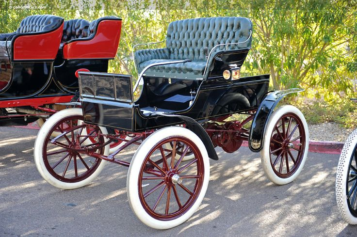 Detroit Electric Vehicles Anderson Carriage | Autos Post