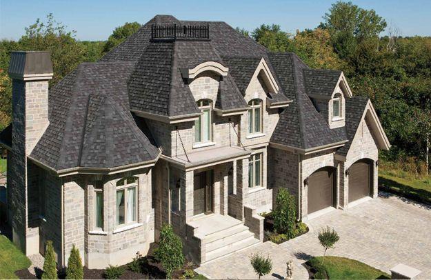 Best White House Black Roof Left Shingle Colors 400 x 300