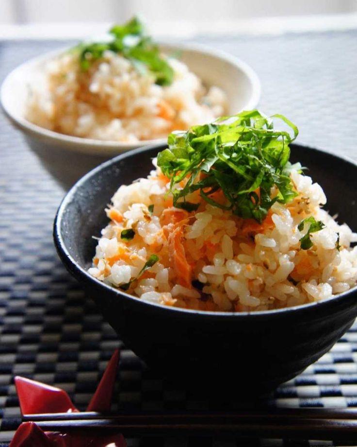 浸透力半端ない!『逃げ恥』みくりの「鮭と枝豆の炊き込みご飯」がリピ確実