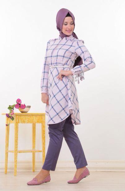 %50 indirimli Nihan Kap şimdi 64,90 TL ..Nihan Kendi Kumaşından Desenli Tunik -Pudra Lacivert P4225-1708 http://www.zerafettesettur.com/M192,nihan.htm #InstaSize #moda #tasarım #tesettür #giyim #fashion #ınstagram #etek #tunik #kap #kampanya #woman #alışveriş #özel #zerafet #indirim #hijab