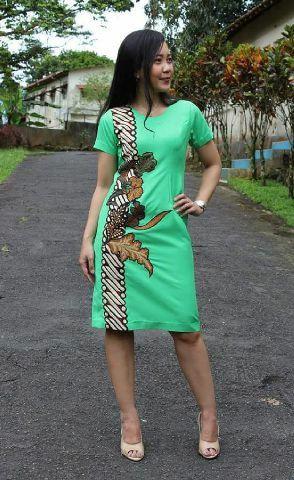 Modern batik,ready sist only 300k...