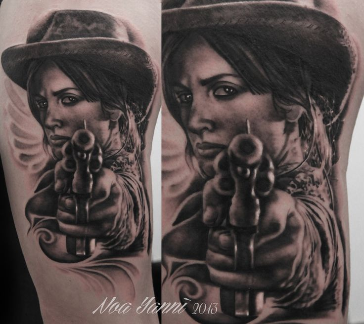 Done By Noa Yannì tattoo artist