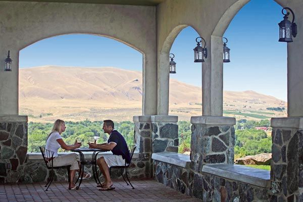 Tri-Cities, Washington - With 160 wineries within a 50 mile radius, you can work wine tasting into any agenda. Tri-Cities wineries are intimate and unassuming, yet they have the resources to produce world-class wines. Some you have heard of. Others you haven't. All are worth discovering.