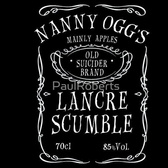 Discworld - Nanny Ogg's Scumble by PaulRoberts